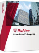 McAfee VirusScan for Server